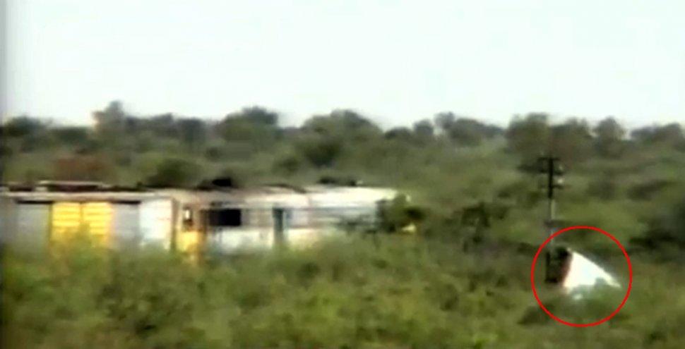 Video: Las Primeras Imágenes Del Accidente En Zanjitas
