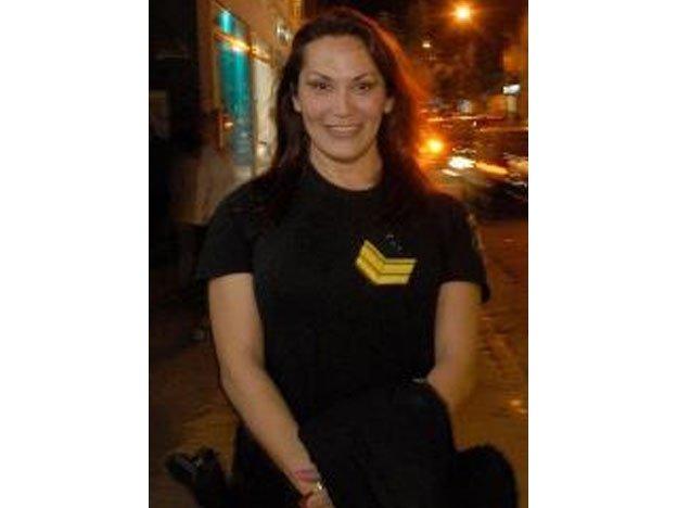 81dfe8a99 Es policía transexual y ahora podrá usar uniforme de mujer - LA ...