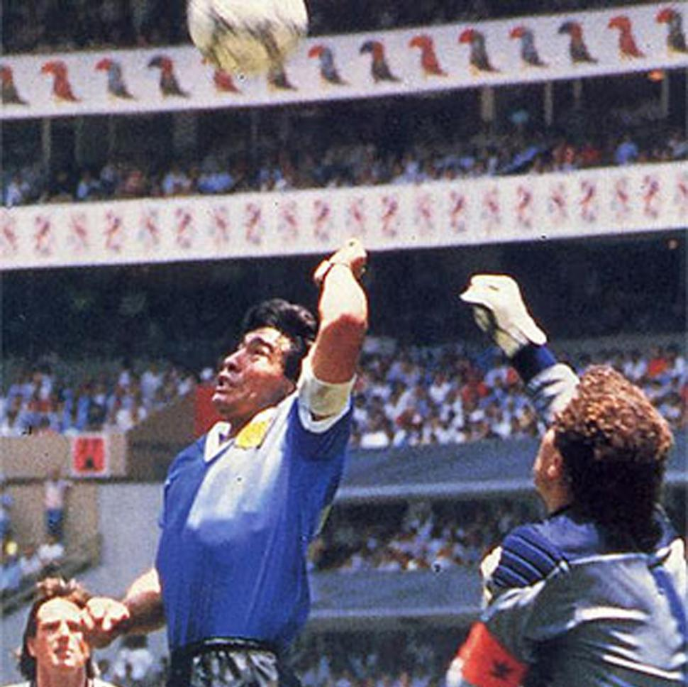 Shilton Resentido Con Maradona Por La Mano De Dios La Gaceta