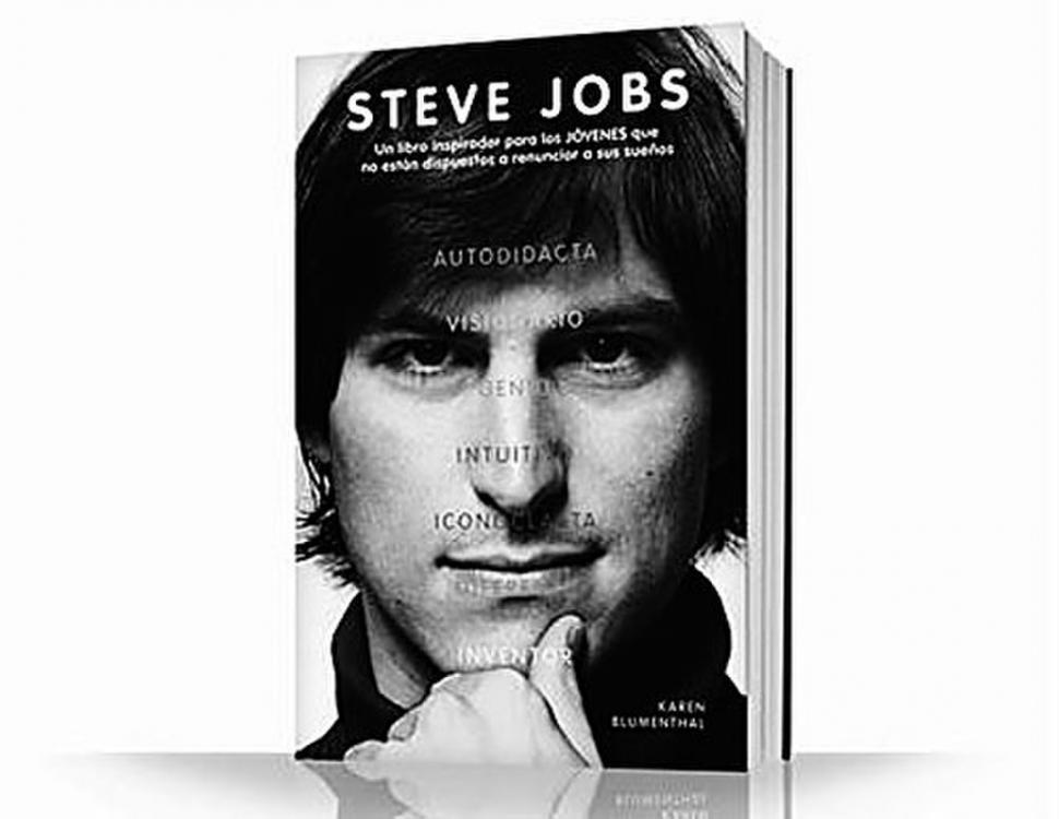 eb7dc950a54 La vida de Steve Jobs desde otro enfoque: para los más jóvenes - LA ...
