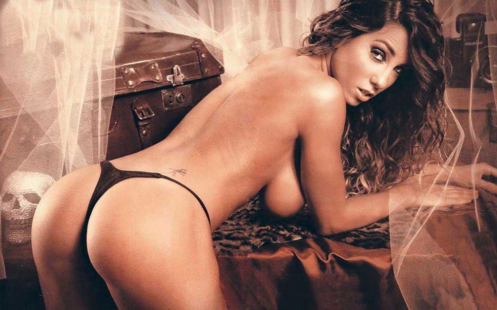 Claudia christian nude playboy