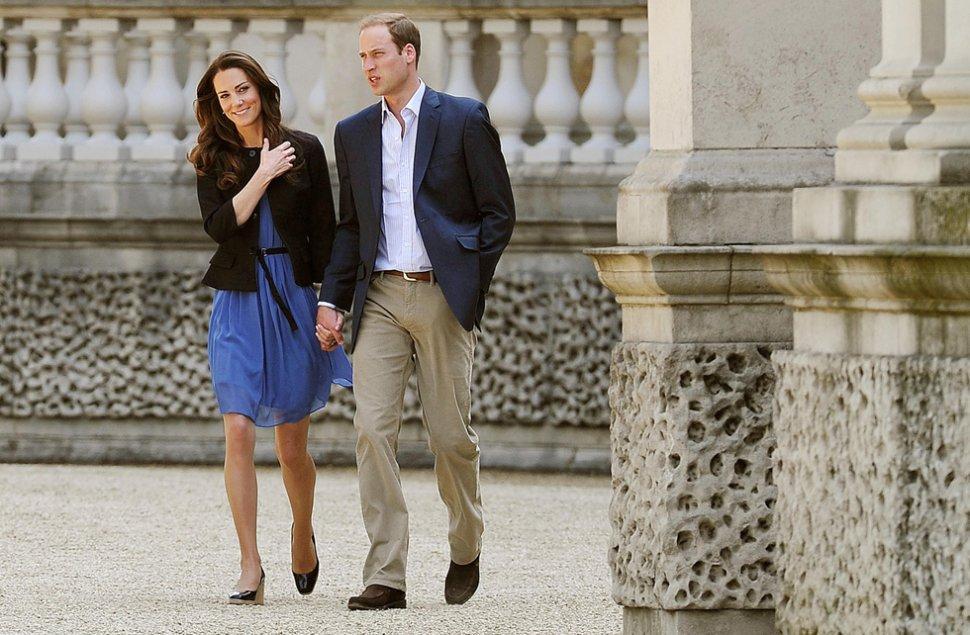 El pr ncipe william y kate middleton esperan un beb la - El palacio del bebe ...