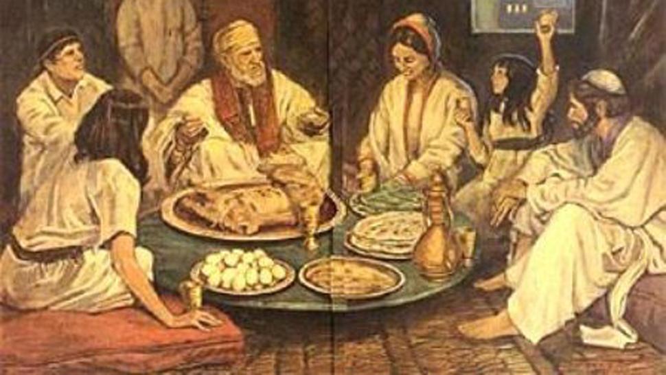 La comunidad judía se reúne para celebrar Pésaj - LA ...