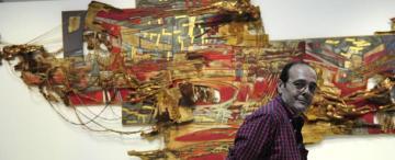 Carlos Alcalde: una mágica travesía por el color y la forma