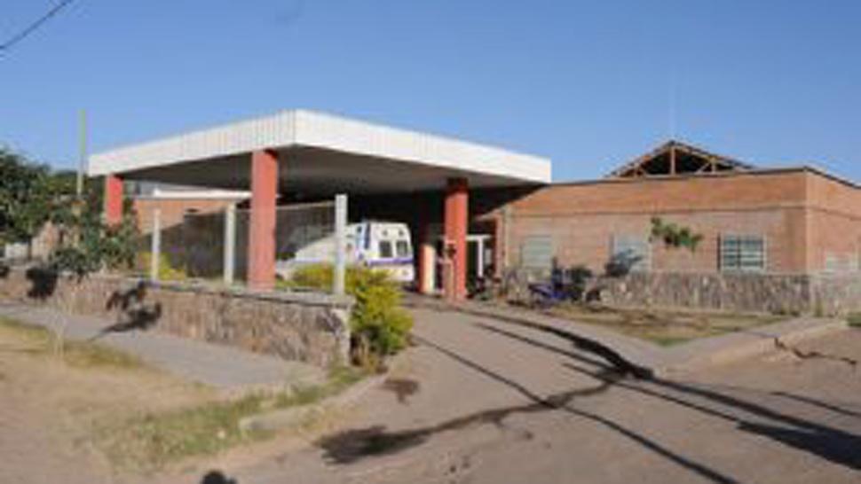AL HOSPITAL. La adolescente tuvo que ser hospitalizada y se recuperó horas después. FOTO TOMADA DE ELESQUIU.COM