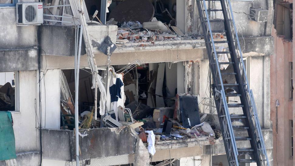 Las Impactantes Imágenes De La Explosión De Rosario