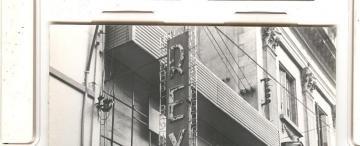 Cine Rex: la sala del centro más angosta y concurrida