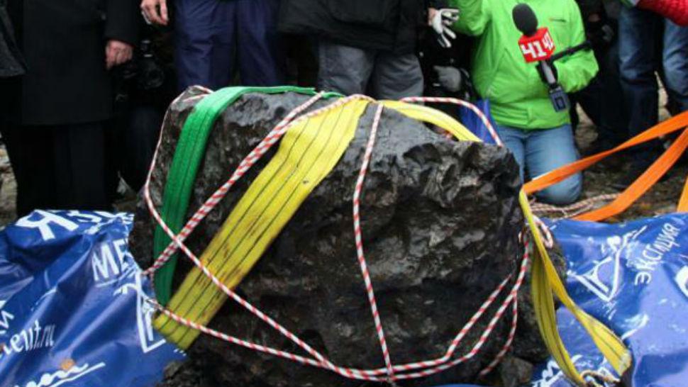 Resultado de imagen de meteorito chelyabinsk
