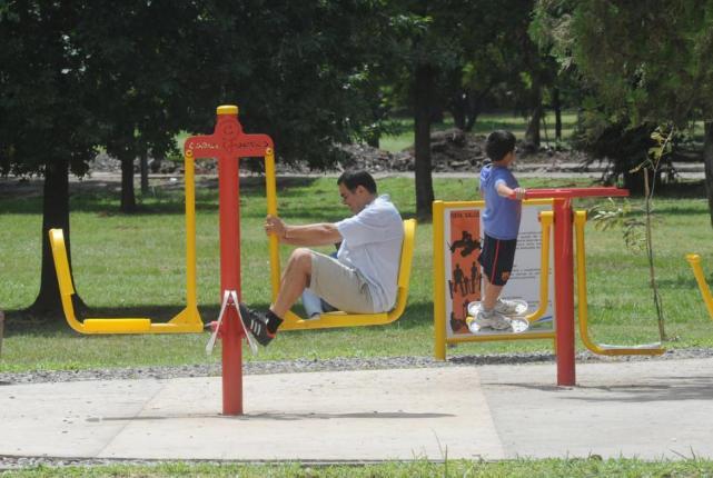 Preparate para hacer gimnasia jugando - LA GACETA Tucumán