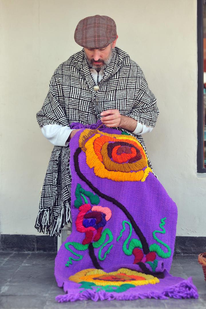 La trama del tejido - LA GACETA Tucumán