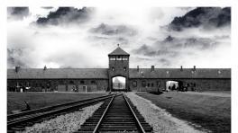 En una región verde, Auschwitz es lo más parecido a una estepa desolada