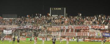Los hinchas de San Martín se alejan de Brasil 2014