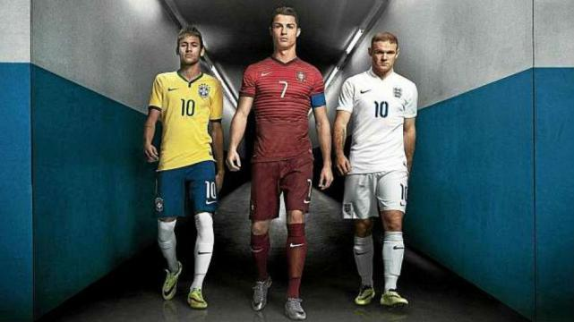 presente Desesperado pescado  El fútbol mundial se rinde ante la nueva publicidad de Nike - LA GACETA  Tucumán