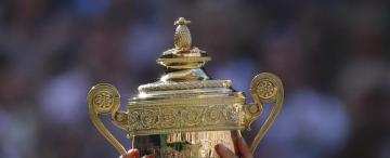 Otro partidazo    en Wimbledon