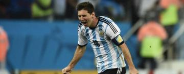 Messi, al servicio del equipo