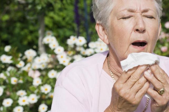 Como saber si tengo alergia en la nariz