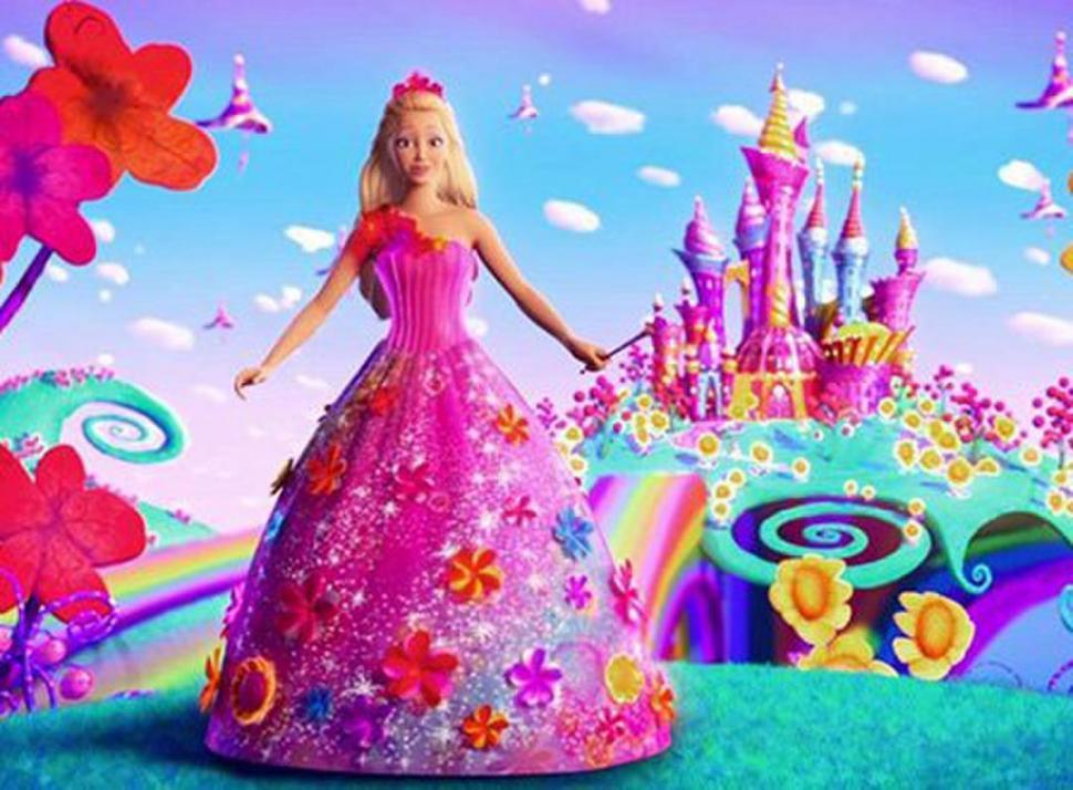 Barbie se une a una sirena y a un hada para hacer el bien la por fin en pantalla grande la princesa alexa va al rescate thecheapjerseys Choice Image