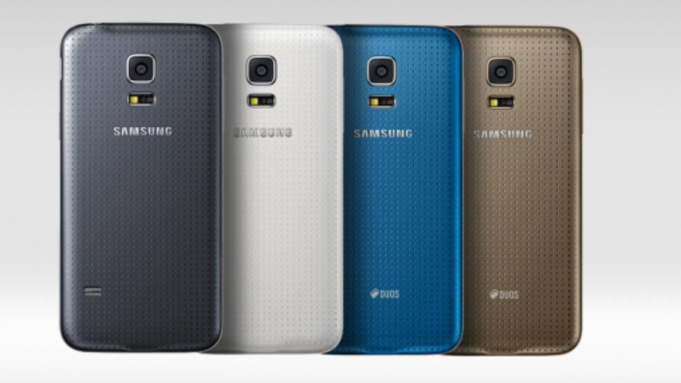 Samsung Galaxy S5 Mini, uno de los teléfonos compatibles.