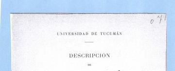 Edición pionera de 1916