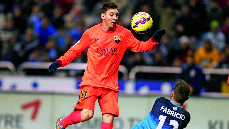 El gol es argentino