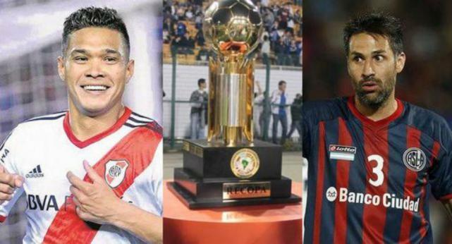 Recopa Sudamericana: así formarán River y San Lorenzo