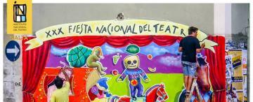 En Salta, hasta los muros invitan a ver teatro