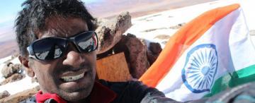 Malli Mastan Babu, el escalador que no quería morir en la montaña