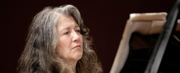 Martha Argerich-Rivera-Néstor Marconi:  Maestros que tocan el alma del tango