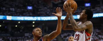 Se inician las series de eliminación directa en la NBA