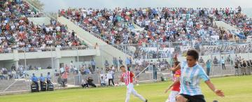 San Martín vapuleó a Tesorieri por 3 a 2