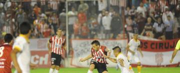 San Martín volvió a ganar en La Ciudadela después de seis meses