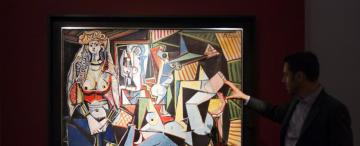 Una pintura de Picasso marcó un nuevo récord en subastas