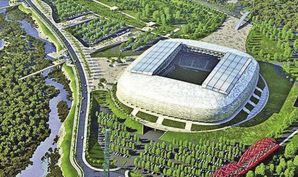 Resultado de imagen para estadio nuevo santiago del estero