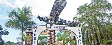 El lugar en el mundo de Pablo Escobar