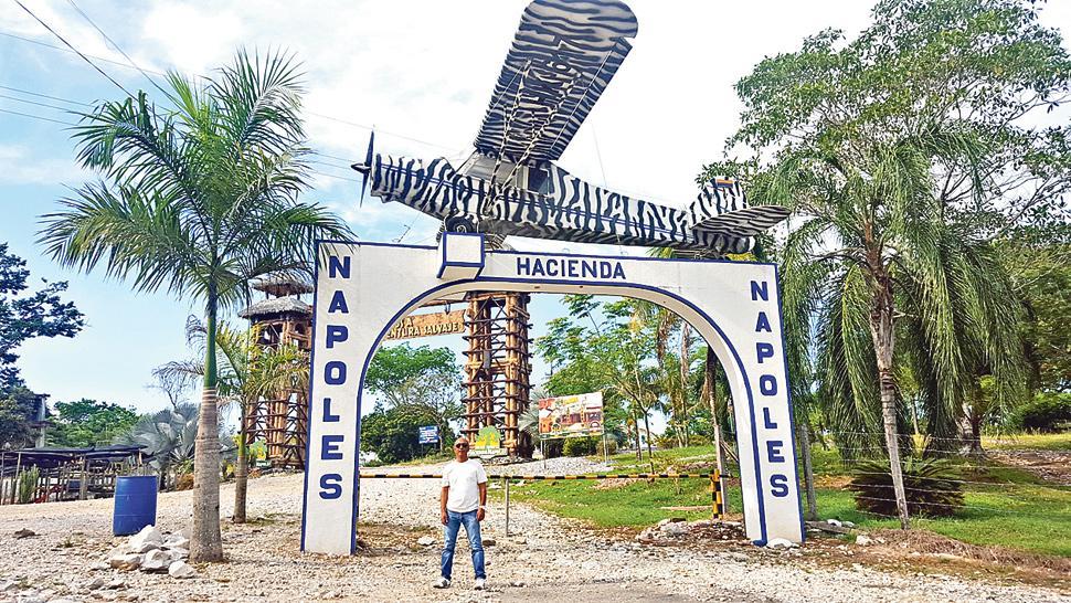 Hacienda Napoles 2015