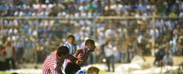 Atlético goleó y logró el ansiado ascenso a la Primera