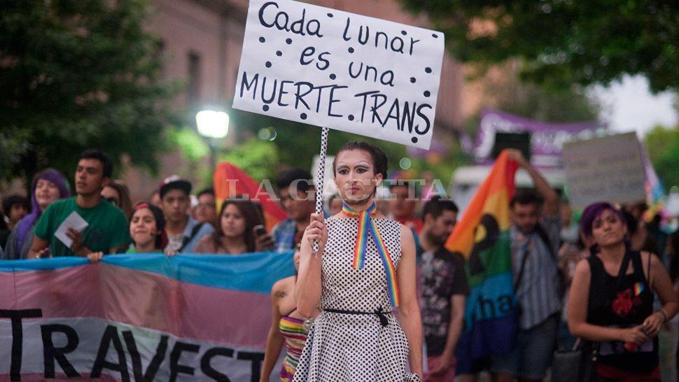 La Marcha del Orgullo tuvo una participación masiva en Tucumán - LA GACETA  Tucumán