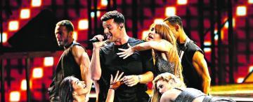 Grammy: Ritmo caliente que no te sale en el Trópico de Capricornio