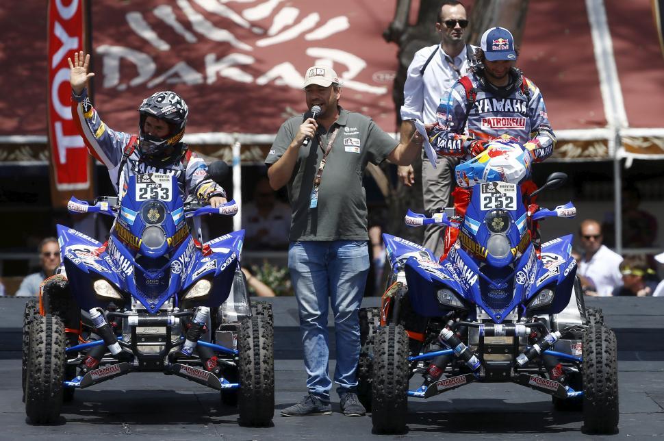 Marcos Patronelli largará 2° en el especial hacia Carlos Paz - La Gaceta