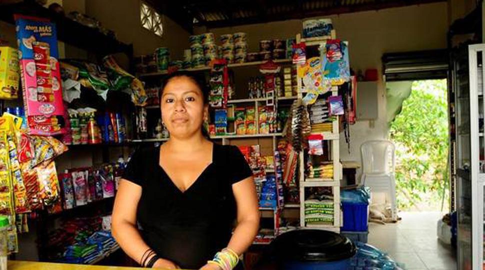 VERSIONES. Esperanza, la última mujer que vio con vida a las mendocinas. FOTO TOMADA DE CLARÍN.