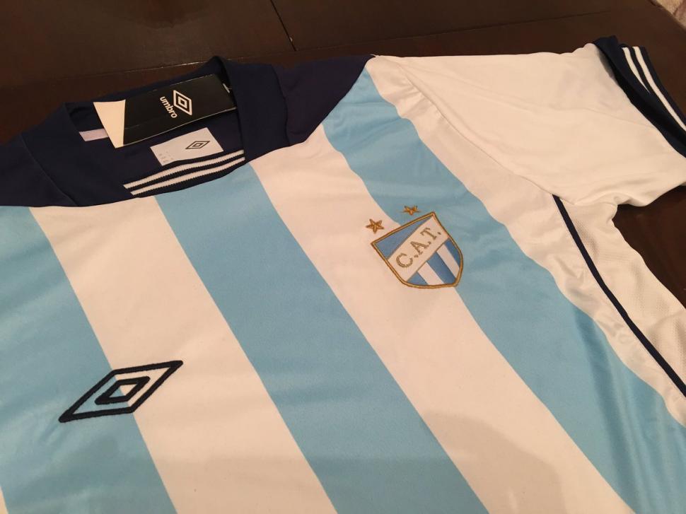 ¿Se filtró la nueva camiseta de Atlético  - LA GACETA Tucumán 890ab0b309e4b