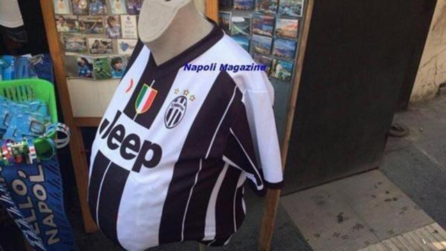 Camiseta Juventus GONZALO HIGUAIN