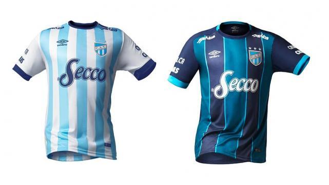 560401d250578 Siete cosas que tenés que saber de las nuevas camisetas de Atlético ...