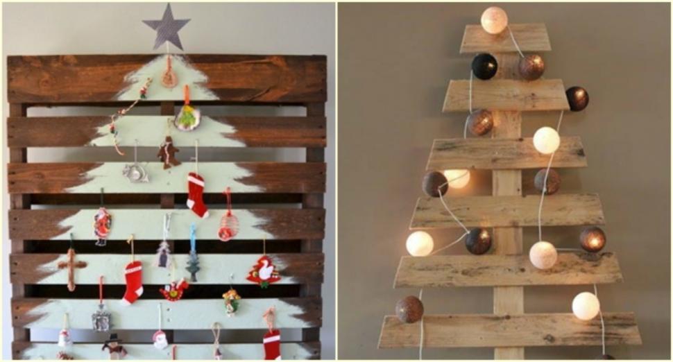 si te cansaste de la misma decoracin para estas fiestas te brindamos ideas para que puedas sorprender a tus invitados con estos diseos fciles de hacer - Rboles De Navidad Originales