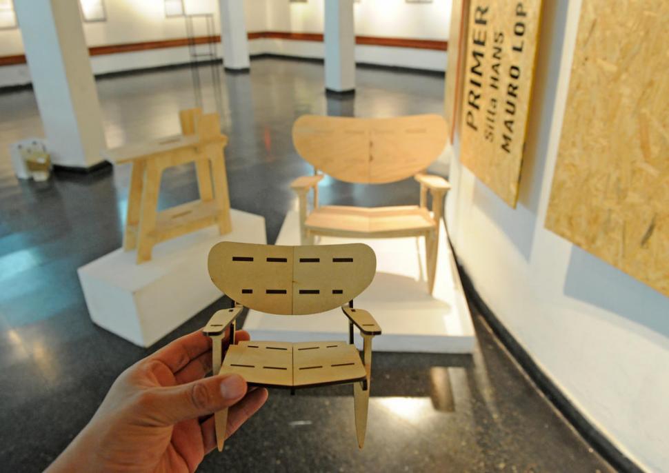 El diseño de muebles se afianza en Tucumán, y el Salón Pineal lo ...