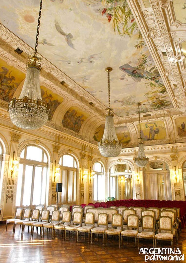 Instalarán a Tucumán en el mapa nacional del art nouveau - La Gaceta