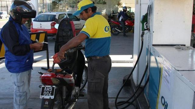 Resultado de imagen para estaciones de servicio casco motos control tucumán