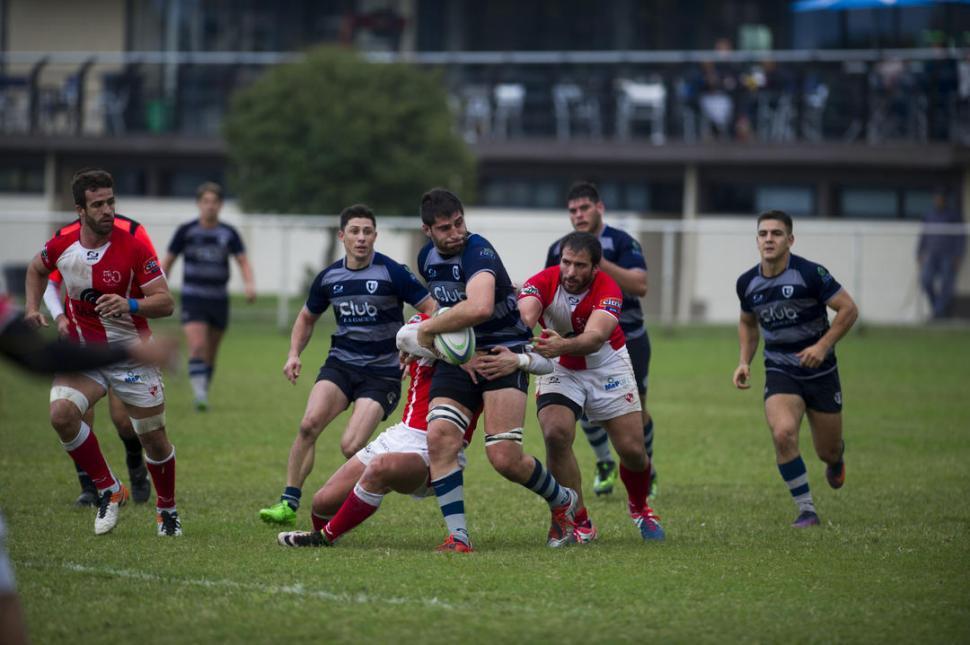 """Tucumán Rugby volvió a golear y """"Uni"""" frenó a Jockey de Salta - LA ..."""