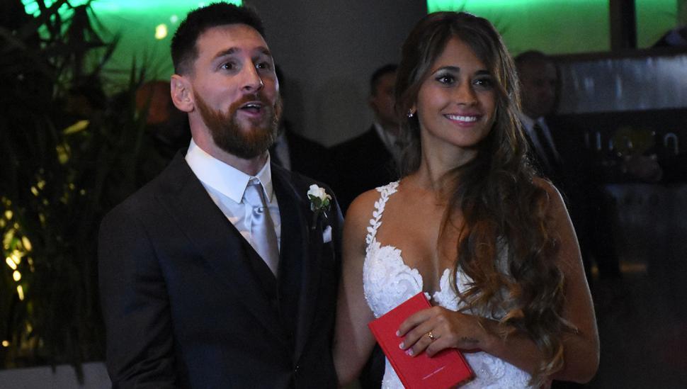 ¿Cuál fue la mejor pareja? Las fotos de los compañeros de Messi y sus esposas