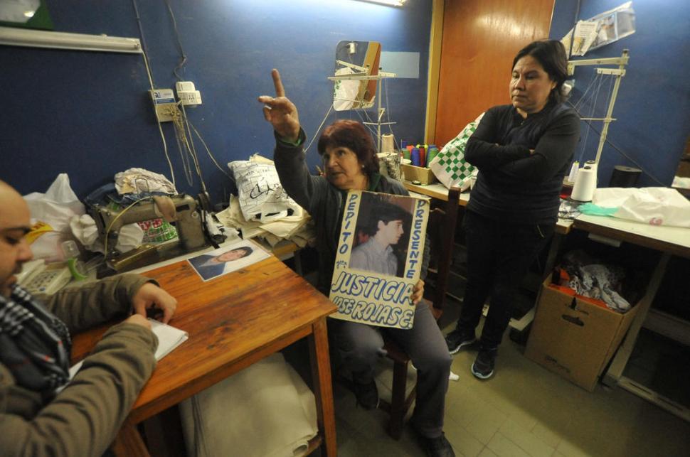 ÚLTIMO RECURSO. Sonia Edén y su hija, Ingrid Rojas, quieren llegar hasta el escalón más alto de la Justicia. la gaceta / foto de osvaldo ripoll